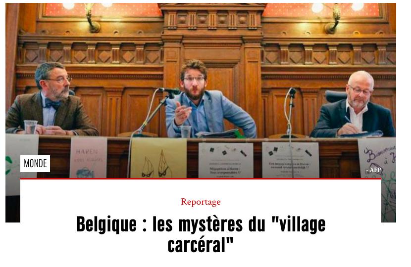 """Les mystères du """"village carcéral"""""""