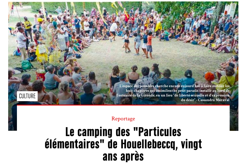 Camping Houellebecq